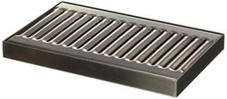 ACU Precision Sheet Metal 0100-08 Surface Mount Drip Tray, N