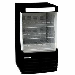 Beverage Air BZ13-1-B Open Refrigerated Display Merchandiser