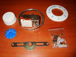 Convert Freezer to Fridge Kegerator Thermostat Kit