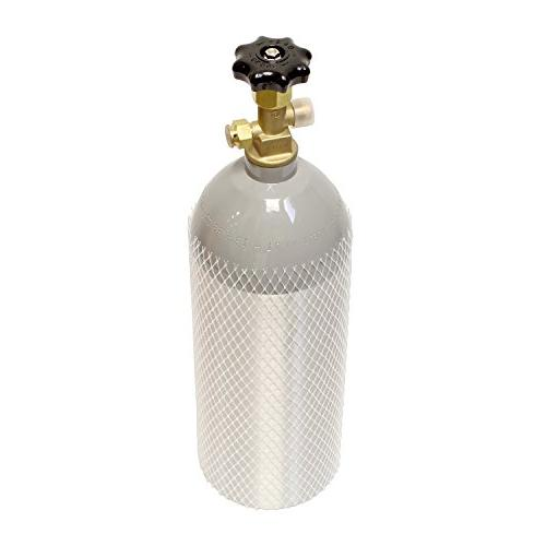 G Tank Cylinder CO2 – Aluminum Tank Kegerator Canister 5 Pound CO2 Tank