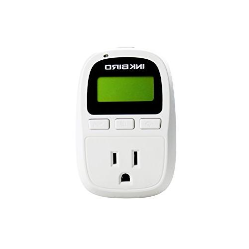 Inkbird C909 1500W Digital Heat or Cool Timer for on
