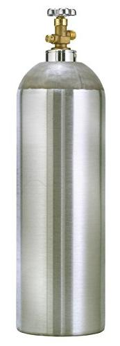 Cyl-Tec 10 lb CO2 Tank - New Aluminum Cylinder with CGA320 V