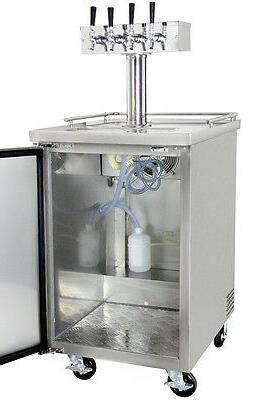 Kegco Grade Kegerator Dispenser Steel