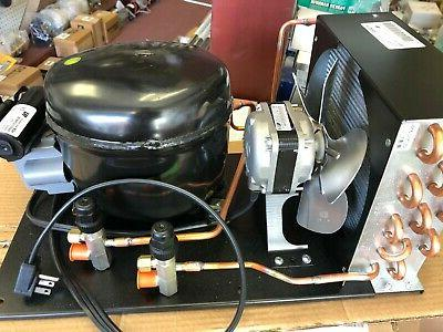 Perlick 1/3 Embraco Condensing NEW