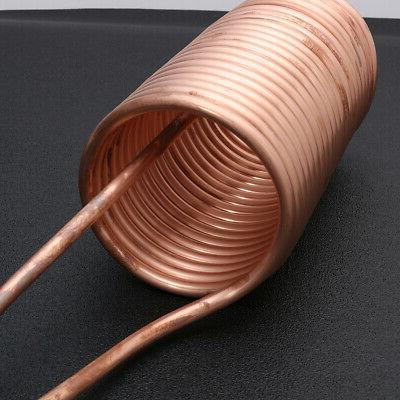 Copper Coil Kegerators Brewing Pipe Stainless Steel