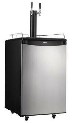 Danby DKC054A12 21 Full Size Free Kegerator with