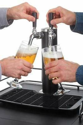 Danby 21 Wide Cu. Ft. Full Free Kegerator with