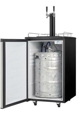 Danby 21 Wide 5.4 Cu. Full Size Kegerator with