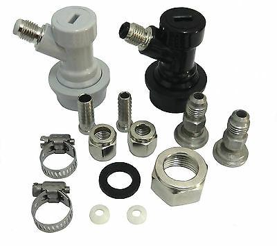 Kegerator Conversion Kit for Ball Lock Kegs and Sankey D Con