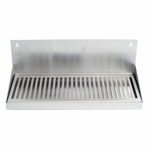 "16"" Steel Drip Tray For or"
