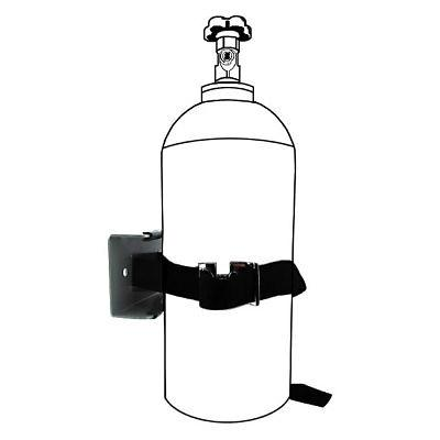 single gas cylinder safety wall