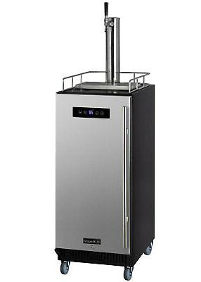 slk15bsr 15 wide commercial kegerator with stainless