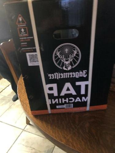 The Jagermeister Tap 3 Brand. In