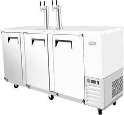 "Atosa MKC90 90"" Direct Draw Keg Cooler"