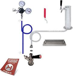 OpenBox Kegco Deluxe Tower Kegerator Conversion Kit - No CO2