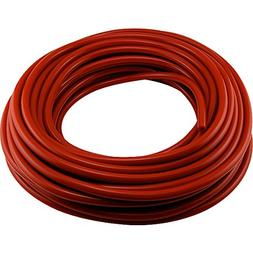 "Red Air Line 5/16"" I.D. Vinyl Hose - 100' Coil"