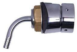 Stainless Steel Elbow Shank sold by Kegconnection